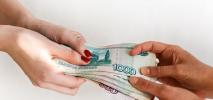 деньги в долг без проверки кредитной истории